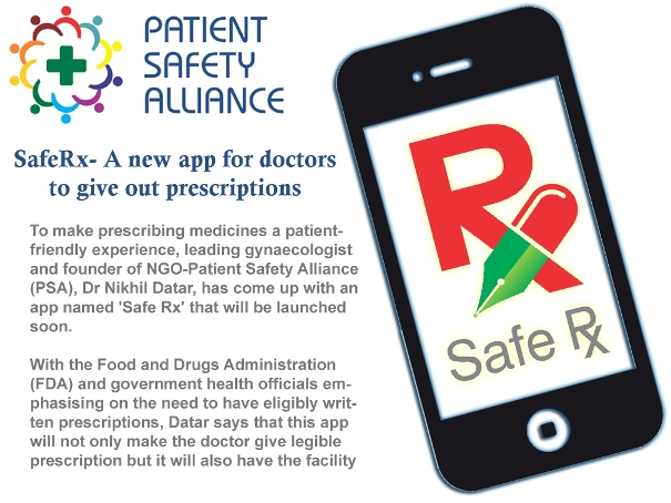 Safe-prescription-app